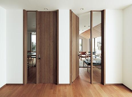 商品シリーズから探す:ベリティスプラス | 室内ドア(内装ドア) | 室内ドア・フローリング・収納 | Panasonic