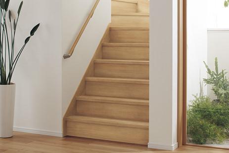 システム階段・手すり   室内ドア・フローリング・収納   Panasonic