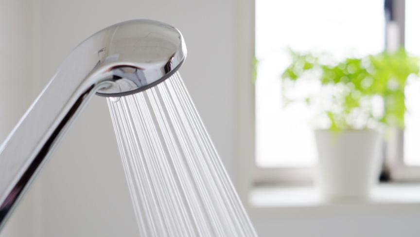 画像:シャワー