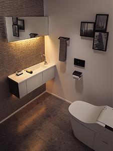 ゲストに素敵と言われるトイレにリフォーム 住宅リフォームの