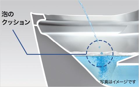 「アラウーノ 水たまり 泡」の画像検索結果